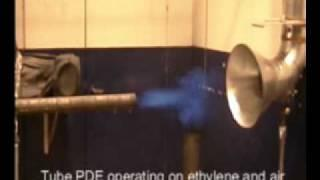 Pulsed Detonation Engines... in Action