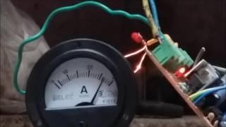 40A Universal DC10-60V PWM HHO RC Motor Speed Regulator Controller
