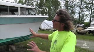 Bluefin's Second Electric Boat Project - A 30ft Tollycraft Sport-fisher Cruiser