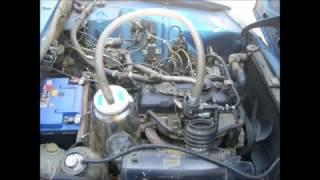 Car engine running on gasoline vapor only (1 of 2)