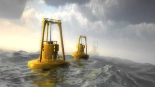 Ocean Energy Power Buoy