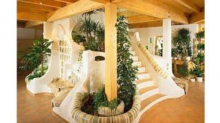 Cob House Interior Design