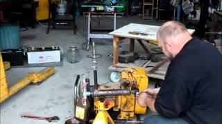 GEET / Fuel reformer 1st test