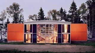 How To Make A Shipping Container Home, How Much Are Shipping Container Homes, Container House Plans