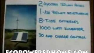 Wonderful FOOTAGE!!! Operational DIY Off-Grid Homemade Renewable Energy