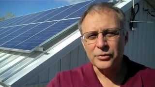 Solar Electric Installation - Wisconsin Solar Panels - Solar Electric