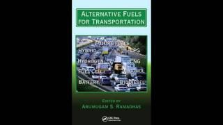 Alternative Fuels for Transportation Mechanical and Aerospace Engineering Series