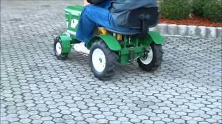 Tractor For Children