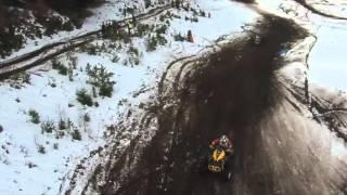 UP HILL SNOW RACE Rohr im Gebirge 2016