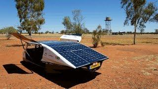 Solar-powered cars could become standard within 30 years