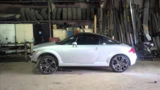 Audi tt to Electric Conversion
