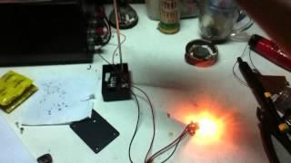 Simple PWM drive MOSFET Constant Current Circuit