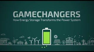 Gamechangers: How Energy Storage Transforms the Power System