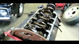 429 caddy engine . part 2
