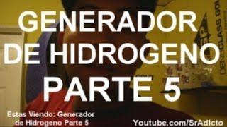 Tutorial Generador de Hidrogeno Parte 5 Ahorra Gasolina Smack Booster -HHO- Ahorrar Dinero
