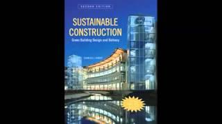 Sustainable Construction Green Building Design and Delivery Second Edition