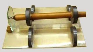 Magnet rotor levitation