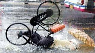 Electric Bike Crashes and Fails