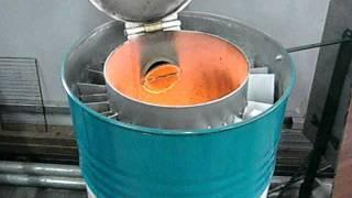 waste oil stove