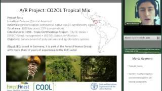 A R project  CO2OL tropical mix   Beyond the benefits for climate change