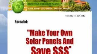 Energy -solar shingles - see it now