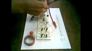 Bi-directional Speed Control of DC Motor by PWM