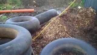 Biogas made from grass digester d.i.y.Ireland 2 Jean Pain