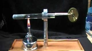 Completed Laminar Stirling Engine