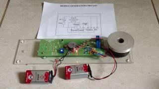 Bedini Generator (Steel disc on the rotor )