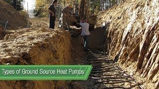 Types of Geothermal HVAC Pumps