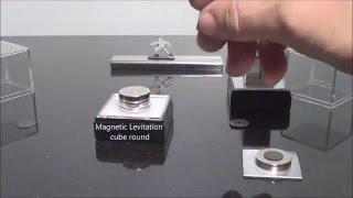 Worlds first One Magnet Levitation with Pyrolytic Graphite