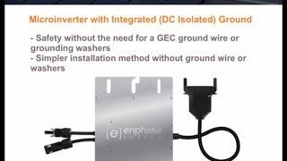 Understanding Integrated Ground Microinverters