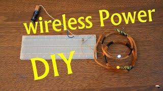 DIY Wireless Charger | wireless Power