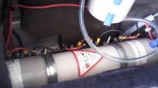 Водородна клетка (HHO генератор)  на Audi A6 2.0