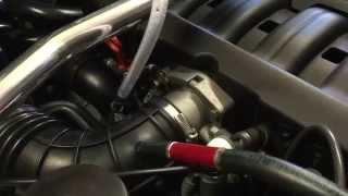 Ultrasonic Water Injection - BMW E34 525i