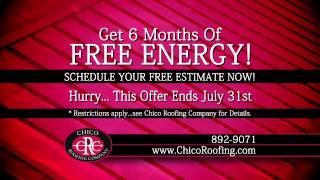 Chico Roofing Company - Solar Shingles