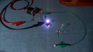 Joule Thief For One Wire Research