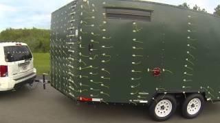 vortex generators on trailer