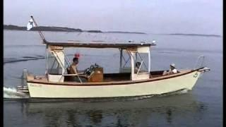 Tritolyte Solectric 25 - electric boat test run