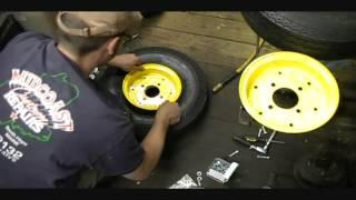 1961 Cushman Truckster EV conversion LiFeP04 - Part 4 Wheels, tires, brakes, body