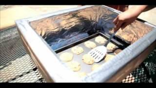 How To Cook with the Sun - Solar Ovens [ELEVATE Ecology]
