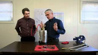 ACCUTHOR Compressed Air Sprayer - Part 1: Introduction