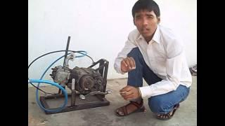 Compressed Air Vehicle (CAV) - The Mechanical Engineering Project