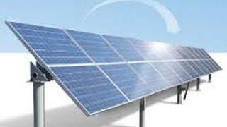 Solar Tracking System Part 1