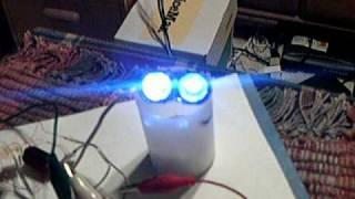Joule Thief nears end