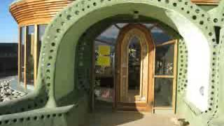 The Earthship Home - Mike Reynolds Design