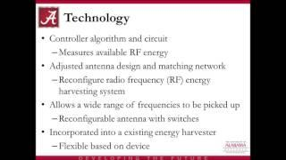 Multi Frequency RF Energy Harvesting System and Controller Using Reconfigurable Antennas