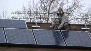 Whole House Solar PV, not a DIY, installed by Astrum Solar/ Direct Energy Solar