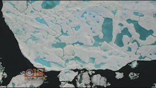 Arctic Ice Melt Affects Local Weather