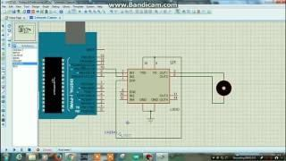 PWM Controlling of a DC Motor using L293D Arduino  Proteus Simulation tutorial # 10